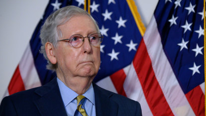 McConnell disputes Trump, vows peaceful power transfer