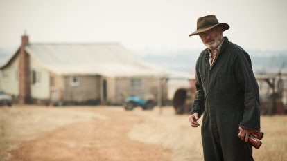 Sam Neill's new film about sick sheep is an accidental fable for our times