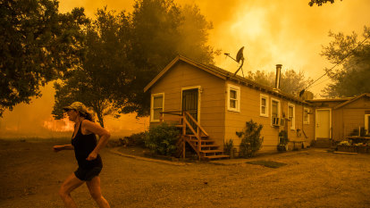Massive California wildfires expected to worsen with more lightning, winds