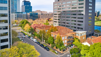 Developer pays 20 owners $21m for block of flats