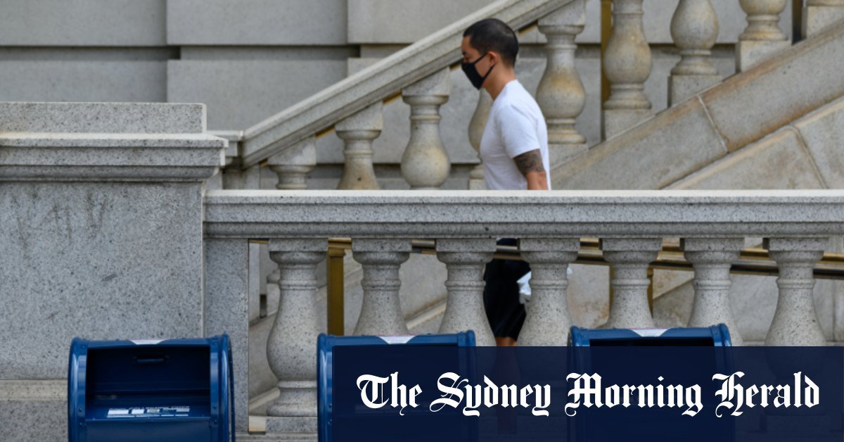 Exit polls show coronavirus economy top concerns for voters – Sydney Morning Herald