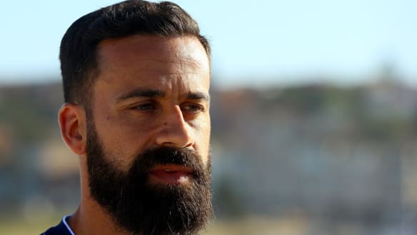 Sydney derby perfect match to wake Sky Blues from slumber: Brosque