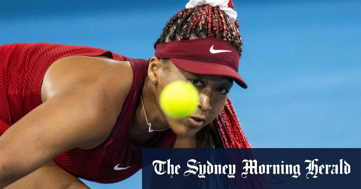 www.smh.com.au: Strings attached: Osaka striving to balance activism, inner peace and tennis