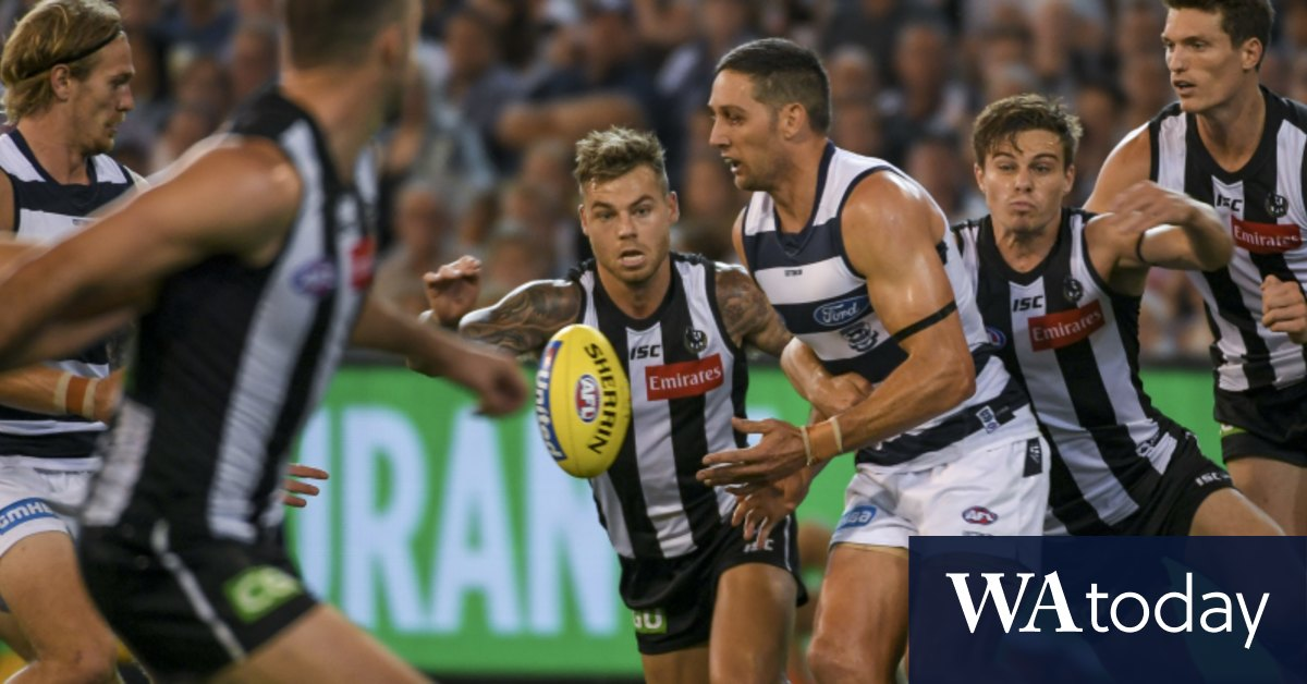 Tickets To Historic Geelong V Collingwood Game At Optus Stadium On Sale Today