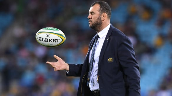 Heat on in Italy, Rugby Australia board reluctant to force change