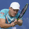 The next 'Muscles': De Minaur says he must add power to his game