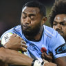 Waratahs' Wallabies playing themselves out of World Cup squad