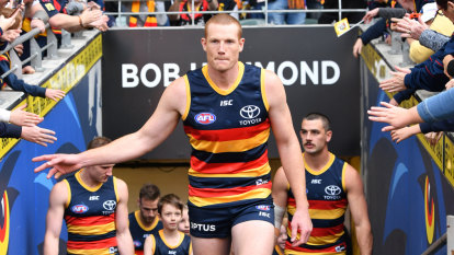 Ruckman Jacobs to leave Adelaide