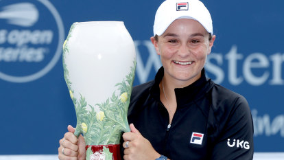 The stats that show Ash Barty is in career-best form ahead of US Open tilt
