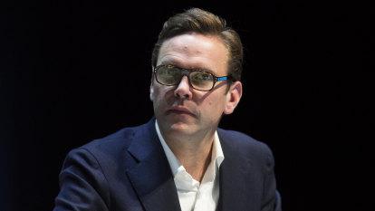 Hidden agendas: James Murdoch speaks on News Corp exit