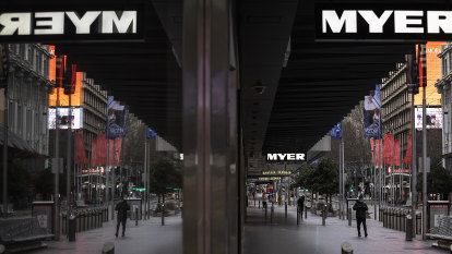 'Toxic behaviour': Myer shareholders protest Lew's board attack
