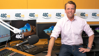 Former Newman minister Scott Emerson unveiled as 4BC Brisbane drive host