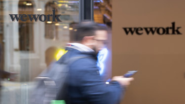 WeWork went even deeper into the red as its IPO ambitions imploded.