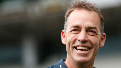 'Without a doubt': Clarkson on whether he'd coach Tasmania's inaugural team