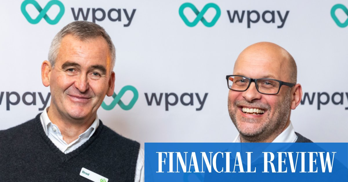 Woolworths takes on banks with payments platform Wpay – The Australian Financial Review