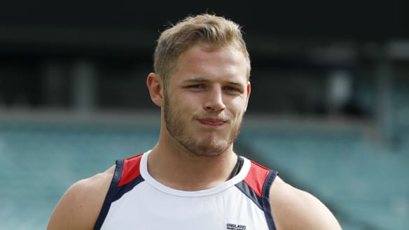 Burgess thrilled at prospect of working with Bennett at the Bunnies