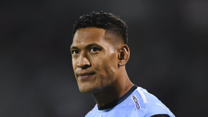 Hell on turf: How the AFL is preparing for a Folau scenario
