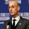 Commissioner Silver remains optimistic about salvaging NBA season