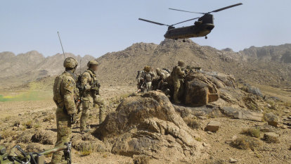 Australia to withdraw all troops from Afghanistan after Biden's vow to end war