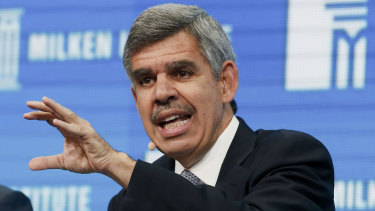 Mohamed El-Erian says world leaders have to take a co-ordinated approach to stave off a prolonged economic slump.