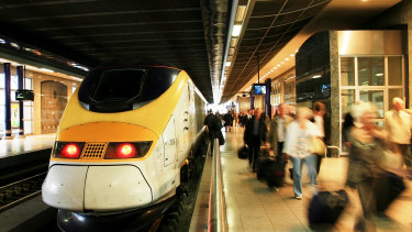 From May 4, Eurostar passengers could be refused travel and fined if they don't wear a face mask onboard