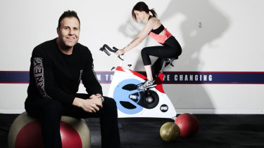 Founder Rob Deutsch has stepped down as chief executive of F45.
