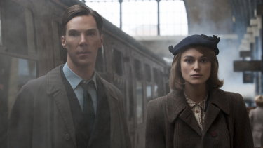 A story of battle, spies, love and betrayal: The Imitation Game.