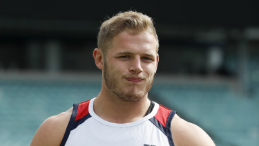Twin brother Tom Burgess says he would be happy to return to the UK in the future once his time with the Souths has come to an end.