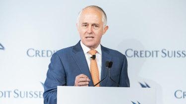 KKR & Co has appointed former prime minister Malcolm Turnbull as a global senior adviser.