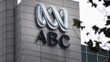 Cladding on the ABC's Ultimo headquarters has been found to no longer comply with fire safety standards.