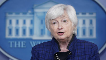 """Janet Yellen has warned that a failure to increase the debt limit would have """"absolutely catastrophic economic consequences"""" and could ignite a financial crisis."""