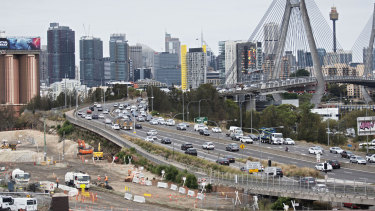 Sydney's motorways only worsen sprawl.