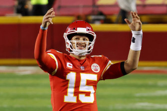 Brady's Buccaneers will face the Kansas City Chiefs, led by the mercurial Patrick Mahomes.