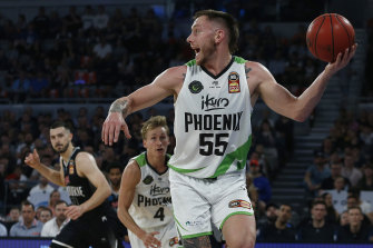 Mitch Creek shone for Phoenix in their first NBL game, the season-opening win against Melbourne United.