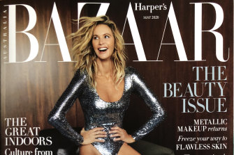 Harper's Bazaar is one of the titles that will be temporarily suspended.
