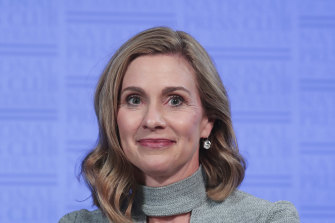 Julie Inman Grant, Australia's eSafety Commissioner.