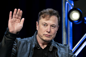 Elon Musk said bitcoin paid to Tesla would not be converted into traditional currency, but would be retained as bitcoin.