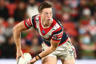 Sam Verrills faces suspension in the second week of the finals.