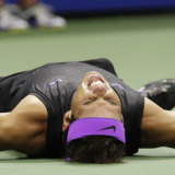 Older doesn't mean out as Rafael Nadal proved, winning the US Open.