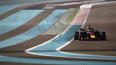 Daniel Ricciardo finished fourth in his last race for Red Bull.