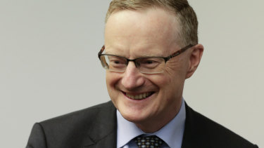 RBA governor Philip Lowe says the biggest risk to the economic outlook is the possible impact of falling house prices on the broader economy.