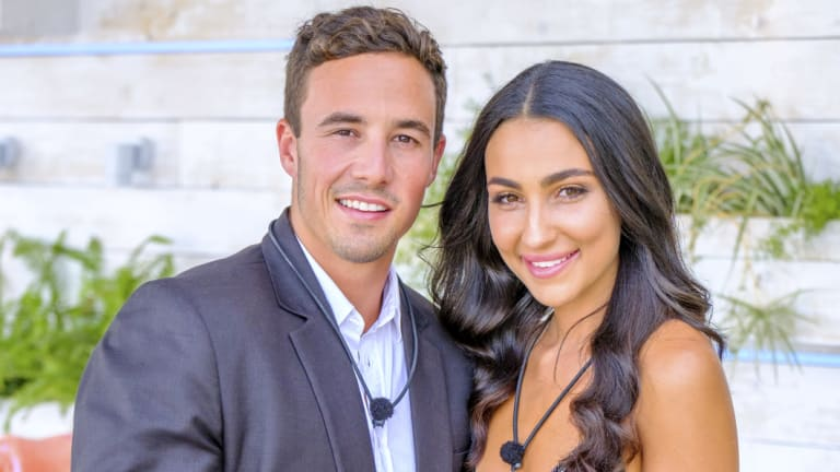 Grant Crapp and Tayla Damir actually found love on Love Island.