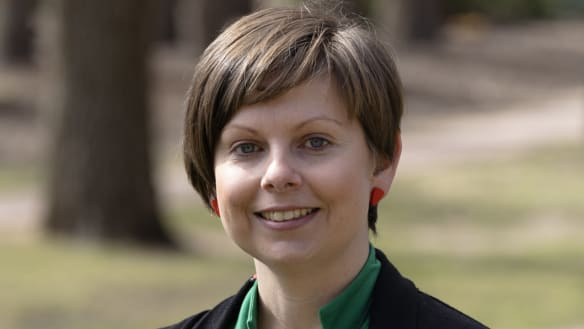 Greens push to enshrine digital rights while spruiking lead candidate