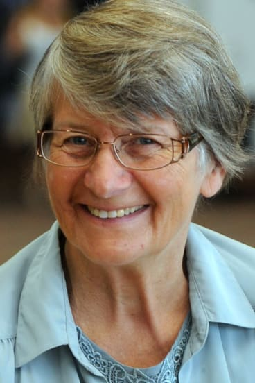 Gisela Kaplan, emeritus professor in animal behaviour at UNE.