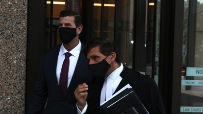 Roberts-Smith being treated like 'human piñata', his lawyer tells defamation trial