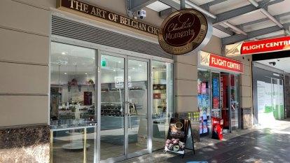Life is no box of chocolates as closing shop blames Cross River Rail