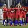 'It's cutthroat': For US soccer team, toughest battle is to stay in the team