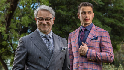 'And then there's the prizes': Winning odds for well-dressed men