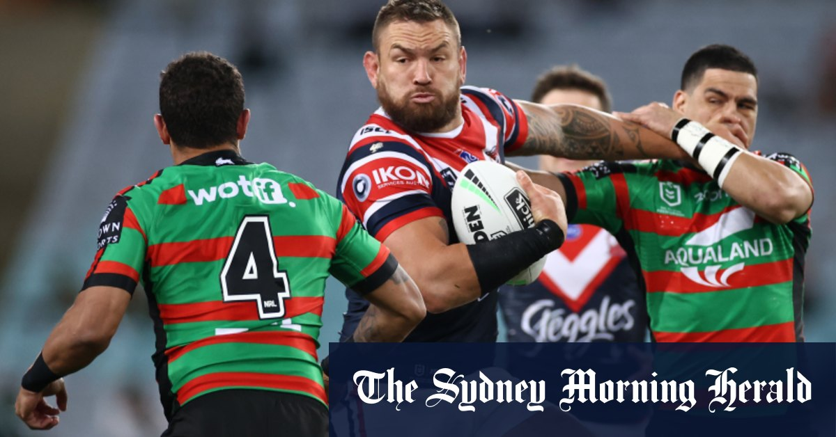 Nrl 2020 Sydney Roosters Insist They Can Win Grand Final After South Sydney Rabbitohs 60 8 Shellacking
