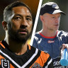 Inside the Wests Tigers drama: why Maguire is losing the dressing room